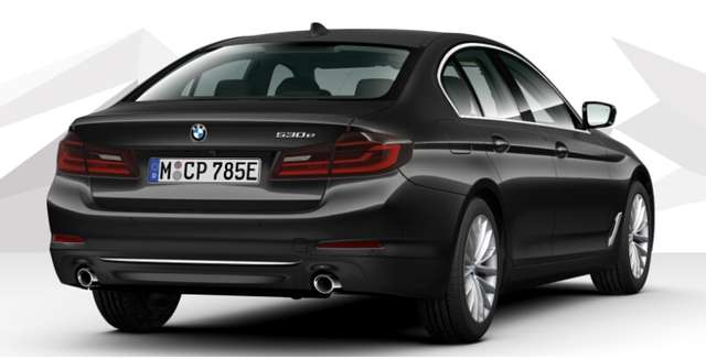 BMW Série 5 e Luxury Line Keyless DAB Display Key Driving Ass. 2/4