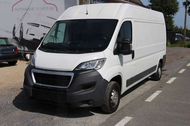 Peugeot Boxer 2.2 HDi*L3H2*AIRCO*CRUISE CONTROL*... 1/13