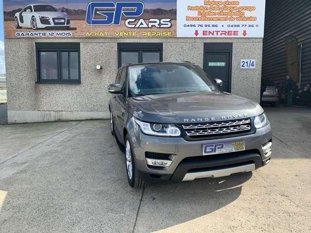 Land Rover Range Rover Sport 3.0 TDV6 HSE Dynamic * GARANTIE 12 MOIS* 1/15