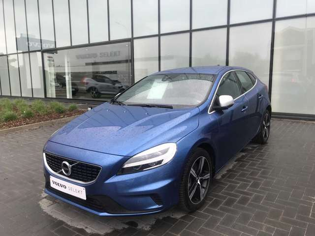 Volvo V40 Sport Edition T2 Geartronic Benzine 3/15