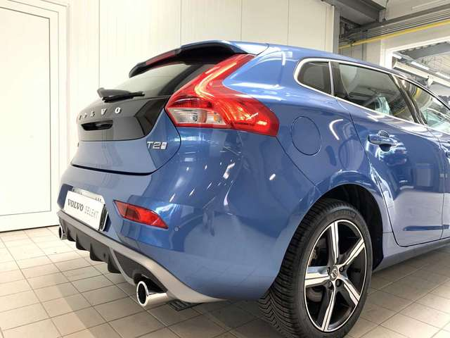 Volvo V40 Sport Edition T2 Geartronic Benzine 4/15