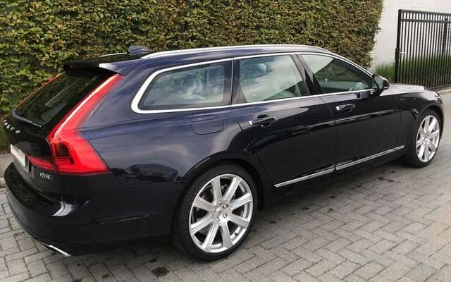 Volvo V90 D5 AWD 8-traps Geartronic Inscription