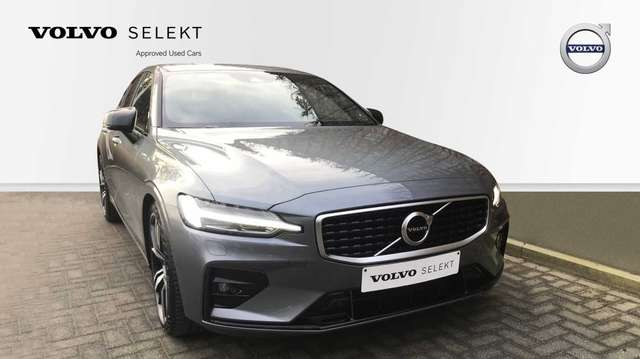 Volvo S60 New T5 Geartronic (184kW/250PS) R-Design aut. 1/11