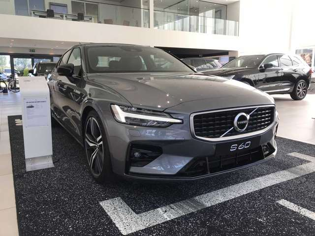 Volvo S60 New T5 Geartronic (184kW/250PS) R-Design aut. 2/11