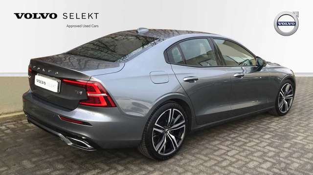 Volvo S60 New T5 Geartronic (184kW/250PS) R-Design aut. 5/11