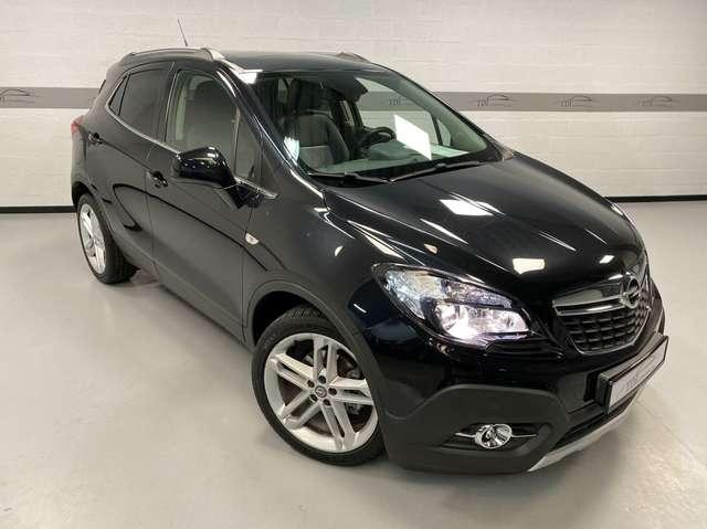 Opel Mokka *NEW LIFT*1.6 CDTI*64.000KM*BVA*WWW.TDI.BE* 1/15