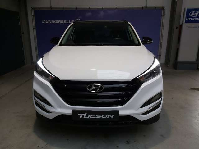 Hyundai Tucson EXECUTIVE 2/13