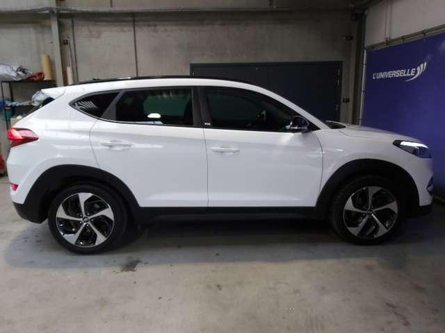 Hyundai Tucson EXECUTIVE 4/13