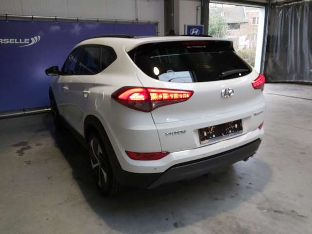 Hyundai Tucson EXECUTIVE 7/13