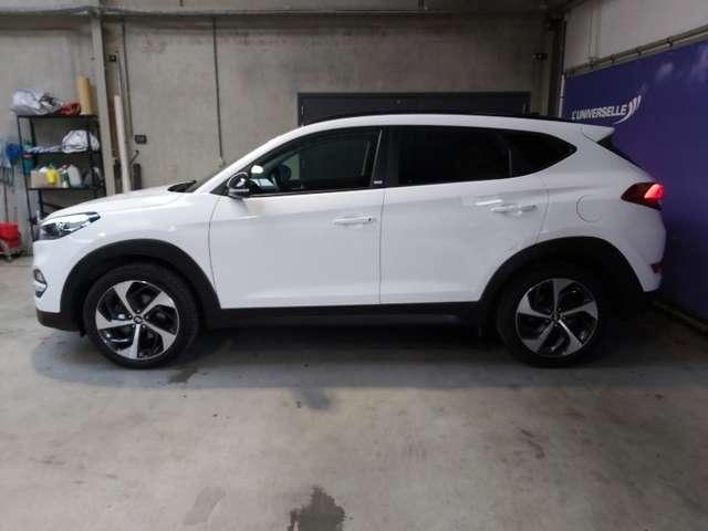 Hyundai Tucson EXECUTIVE 8/13