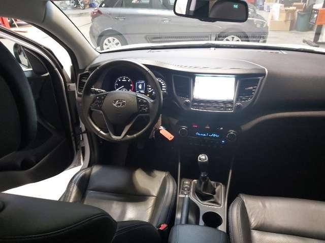 Hyundai Tucson EXECUTIVE 9/13