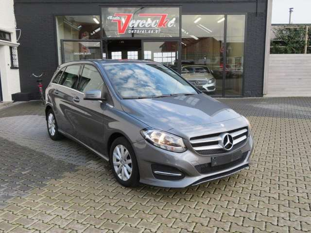 Mercedes B 180 d BE Edition 4/8