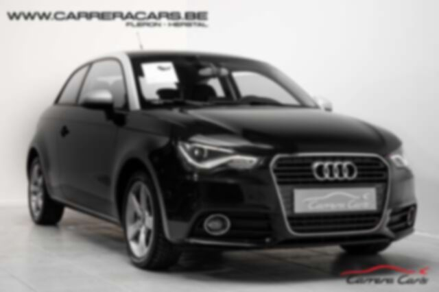 Audi A1 1.6 TDi S-line|*XÉNON*NAVI*AIRCO*GARANTIE 1AN*|