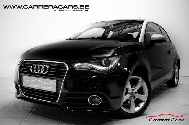 Audi A1 1.6 TDi S-line|*XÉNON*NAVI*AIRCO*GARANTIE 1AN*| 3/15