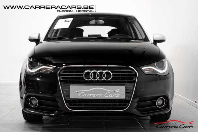 Audi A1 1.6 TDi S-line|*XÉNON*NAVI*AIRCO*GARANTIE 1AN*| 5/15
