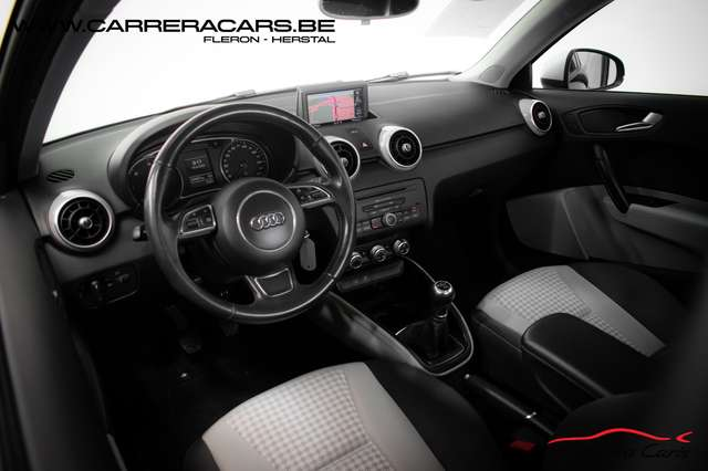 Audi A1 1.6 TDi S-line|*XÉNON*NAVI*AIRCO*GARANTIE 1AN*| 9/15