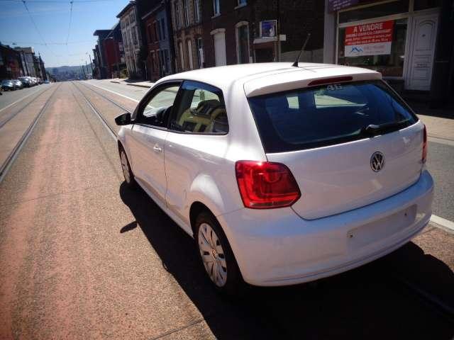 Volkswagen Polo 1.6 CR TDi Trendline BMT DPF 13/13