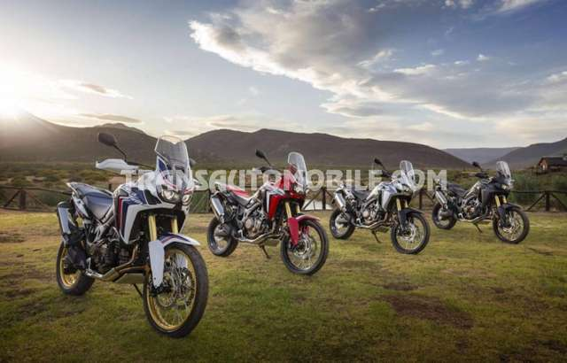 Honda Africa Twin Adventure Sport 1/5