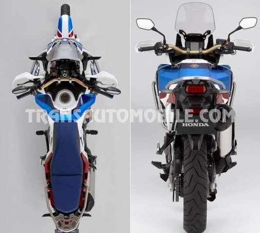Honda Africa Twin Adventure Sport 4/5
