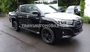 Toyota Hilux / Revo Pick up double cabin BLACK EDITION RALLY