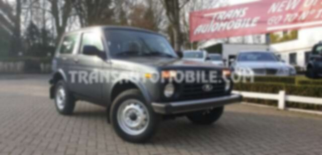 Lada Niva Utilitaire/ Bedrijfsvoertuig