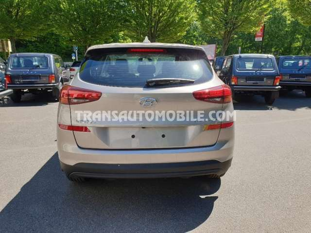 Hyundai Tucson FACELIFT 6/15