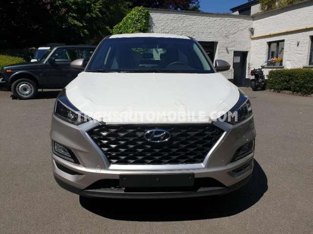 Hyundai Tucson FACELIFT 9/15