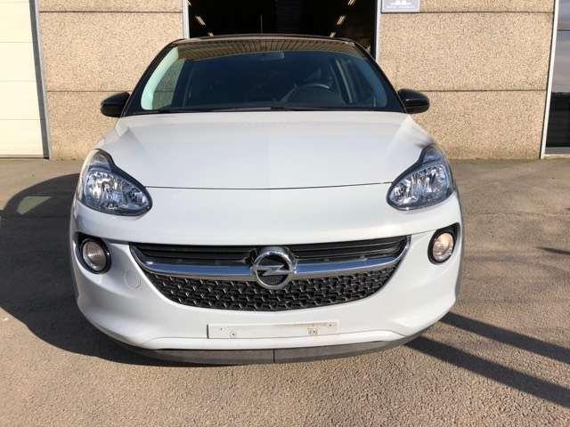 Opel ADAM 1.2i Unlimited (EU6.2) !!!2500km!!!! Gps !!! 1/15