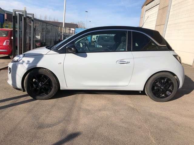 Opel ADAM 1.2i Unlimited (EU6.2) !!!2500km!!!! Gps !!! 7/15