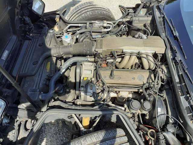 Chevrolet Corvette C4 TARGA 5.7i V8 Handgeschakeld 84.000km OLDTIMER 15/15