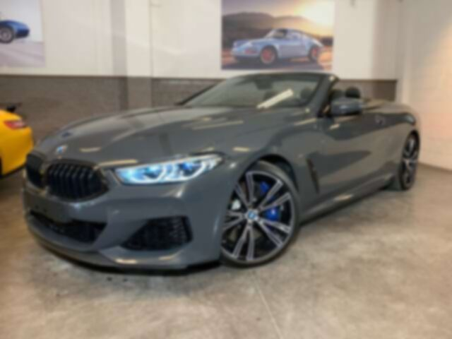 BMW M850 xDrive Cabriolet Full Opt 86.770€ + TVA