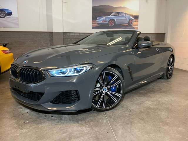 BMW M850 xDrive Cabriolet Full Opt 86.770€ + TVA 1/15