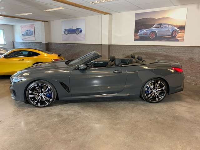 BMW M850 xDrive Cabriolet Full Opt 86.770€ + TVA 2/15