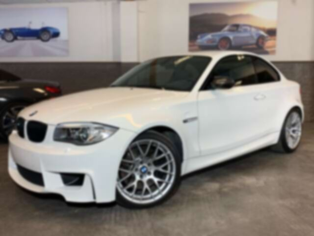 BMW 1er M Coupé 3.0i Collector Full Options + Akrapovic