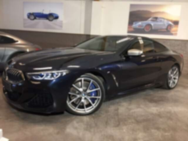 BMW M850 xDrive Coupe Full Options 78.500€ + TVA