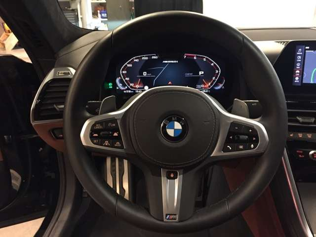 BMW M850 xDrive Coupe Full Options 78.500€ + TVA 12/15