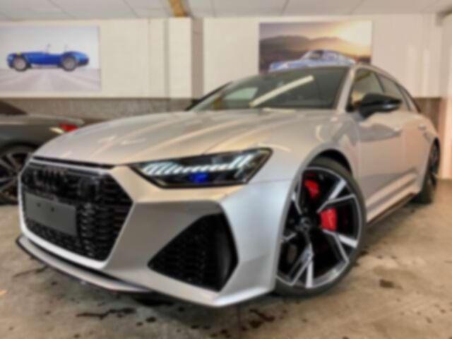Audi RS6 Pack RS DYNAMIQUE PLUS 4.0 V8 TFSI Quattro Tiptro