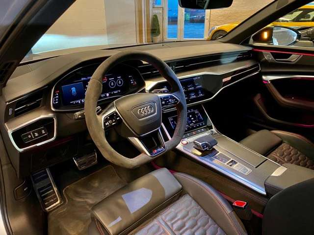 Audi RS6 Pack RS DYNAMIQUE PLUS 4.0 V8 TFSI Quattro Tiptro 8/15