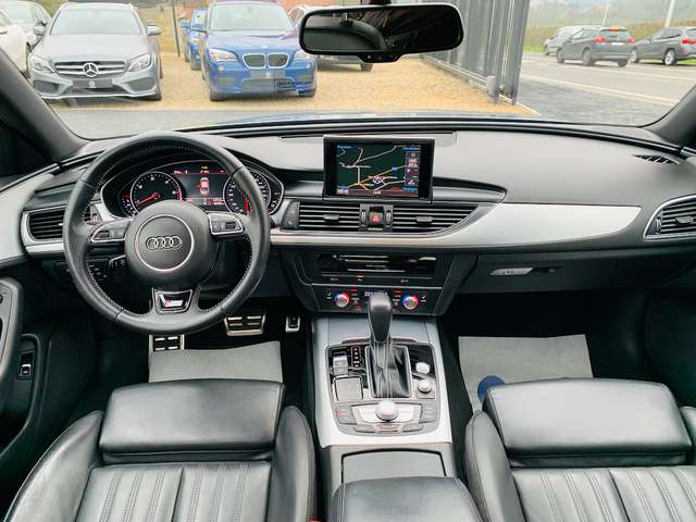 Audi A6 2.0 TDi **GARANTIE+NEWLIFT+S-LINE+CUIR+XENON+GPS** 10/15