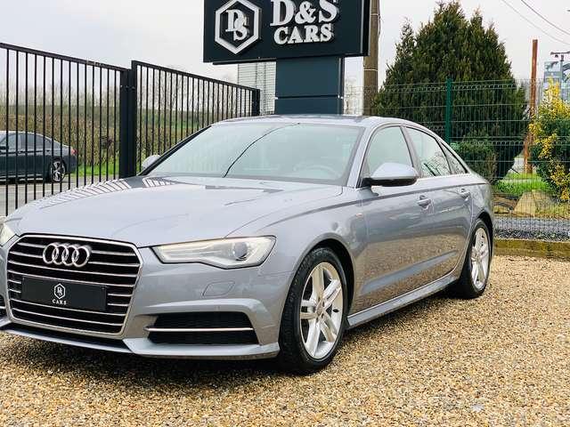 Audi A6 2.0 TDi **GARANTIE+NEWLIFT+S-LINE+CUIR+XENON+GPS** 15/15