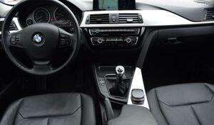 BMW 318 d Eerste eigenaar Navi Leder Topconditie!