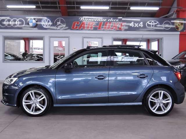Audi A1 1.4 TFSI 15OCV SPORTBACK S-LINE S-TRONIC PANORAMIQ 5/15