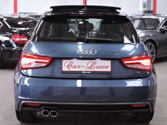 Audi A1 1.4 TFSI 15OCV SPORTBACK S-LINE S-TRONIC PANORAMIQ 6/15