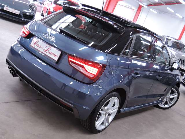 Audi A1 1.4 TFSI 15OCV SPORTBACK S-LINE S-TRONIC PANORAMIQ 10/15