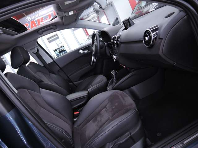 Audi A1 1.4 TFSI 15OCV SPORTBACK S-LINE S-TRONIC PANORAMIQ 12/15