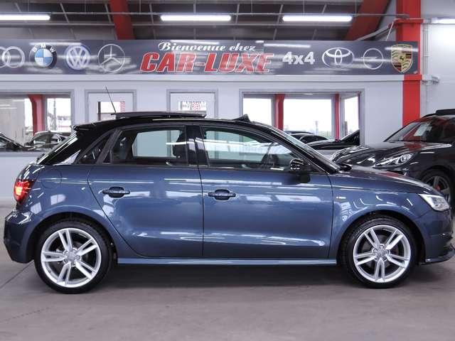 Audi A1 1.4 TFSI 15OCV SPORTBACK S-LINE S-TRONIC PANORAMIQ 13/15