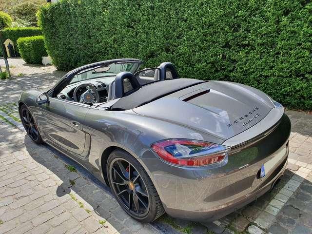 Porsche Boxster GTS - PDK - 1 belgian owner 5/15