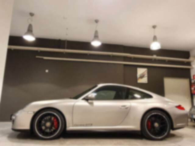 Porsche 997 GTS - Manual - OpenRoof