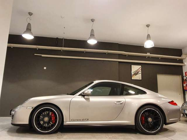 Porsche 997 GTS - Manual - OpenRoof 1/15