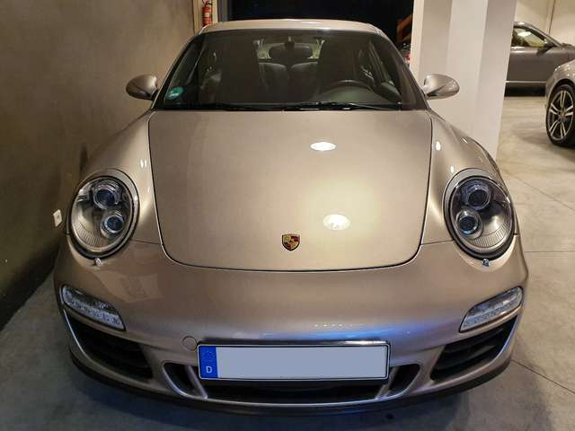 Porsche 997 GTS - Manual - OpenRoof 2/15